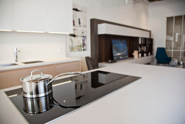 Poliform Showroom Sf Design Center Modern Kitchen San Francisco By Fm Distributing