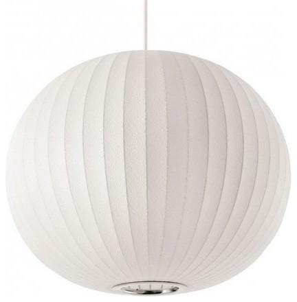 George Nelson Ball Bubble Pendant Lamp   Hi-Furniture chandeliers