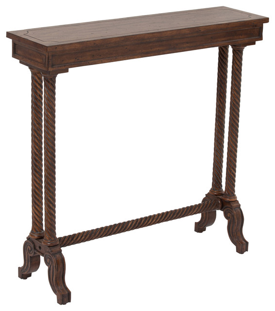 Lansford Console Table traditional-console-tables