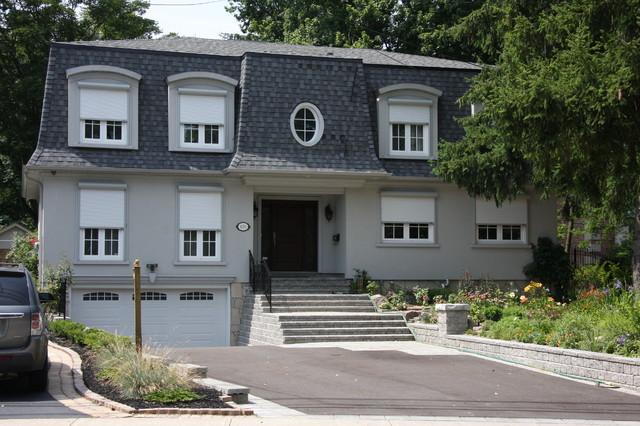 Home Security contemporary-windows