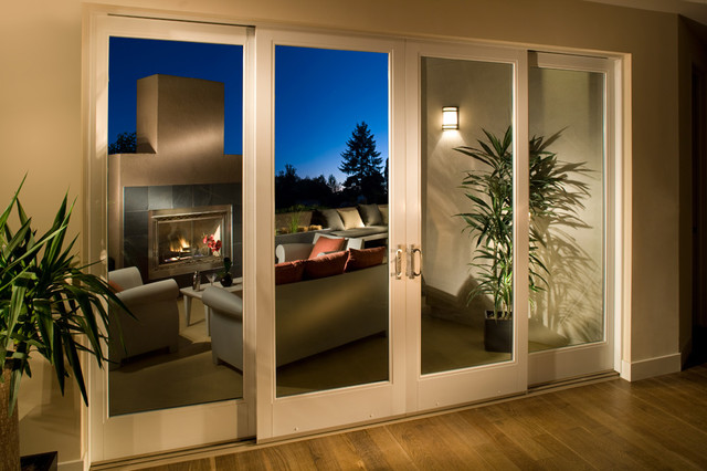 Patio Doors - modern - interior doors - los angeles - by Arcadia ...