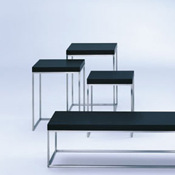Wittmann Madison Square Nesting Table modern-side-tables-and-end-tables