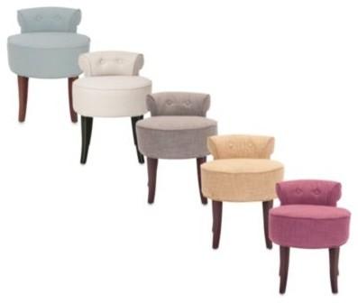 safavieh georgia vanity stool contemporary vanity