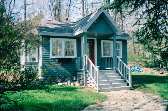 Tiny House Studio Craftsman Home Office New York