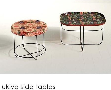 Ukiyo Side Tables By Moroso Of Italy eclectic-side-tables-and-end-tables