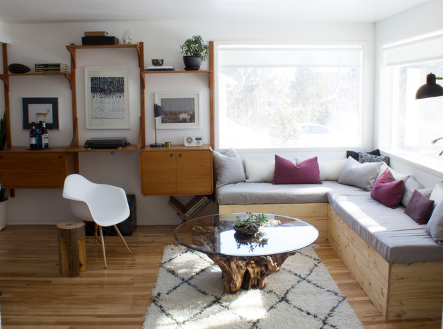 Houzz Tour: Marie-eve and Mike eclectic