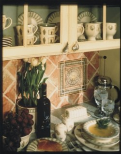 Tuscany kitchen traditional