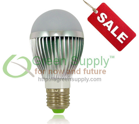 Dimmable A19 LED Light Bulb - 40W Replacement - Bright Warm White ceiling-lighting