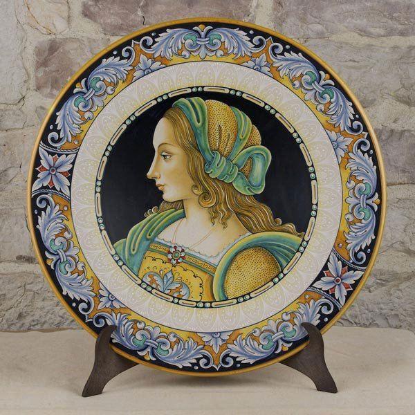 Decorative Wall Plates Italian : Decorative plates wall decor mediterranean