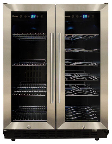 Wine & Beverage Cooler traditional refrigerators and freezers