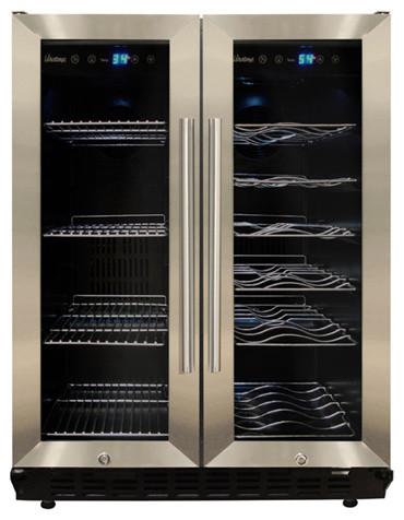 Wine & Beverage Cooler traditional-refrigerators-and-freezers