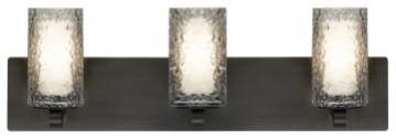 LBL Lighting Rock Candy 3 Wall Bath light modern-bathroom-vanity-lighting