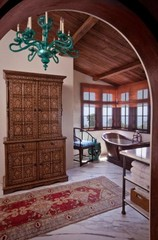 Bathroom, Laguna, Beach-houses, Portfolio Selections @ Michael Smith Inc