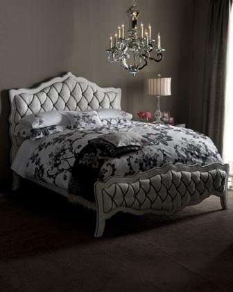 Haute House Monique Bed traditional-beds