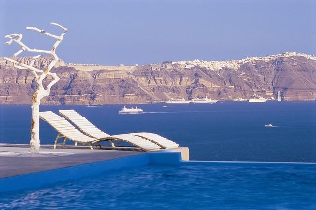 Astarte Suites Hotel | Santorini Greece modern