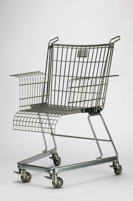 'Consumer's Rest' chair - V&A exhibit