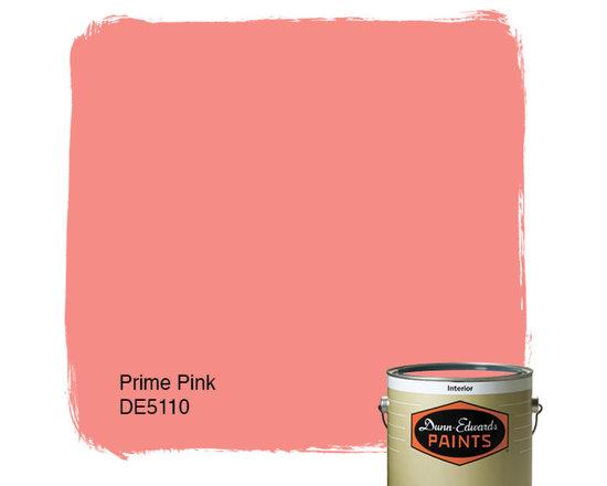 Dunn-Edwards Paints Prime Pink DE5110 -