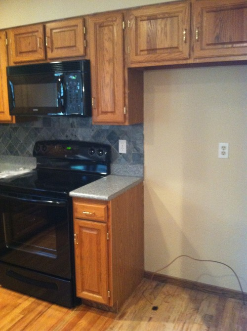 Need Help On Kitchen Appliance Color