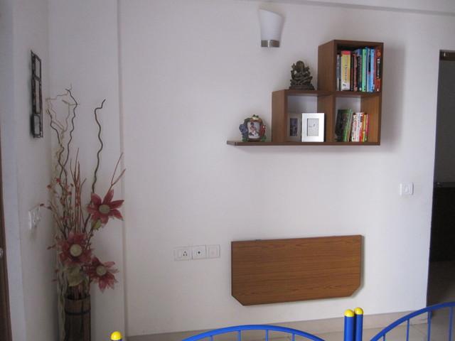 Mr.Sandeep- -Purva FountainSquare contemporary-bedroom