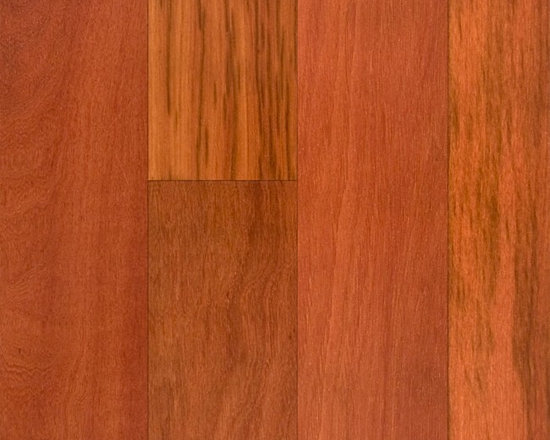 Brazilian Redwood Hardwood Flooring -