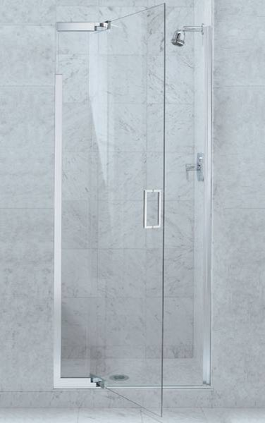 Kohler Purist Pivot Shower Door modern showers