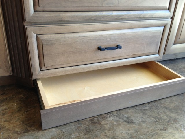 Cool Cabinet Features - Kitchen Cabinetry - other metro - by Hunts Home Interiors & Design