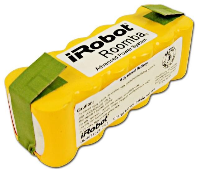 iRobot Roomba 500 Series Battery - Modern - Vacuum Cleaners - by Hayneedle