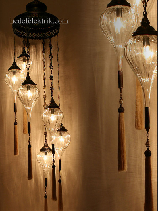 Turkish Style - Ottoman Lighting - *Code: HE-94527_13