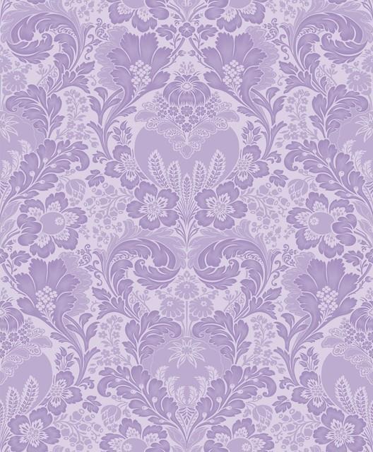 purple damask wallpaper - photo #7