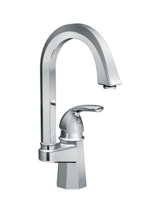 "MOEN CAS641 Felicity Single-Handle Bar Faucet - APPLY COUPON CODE ""EDHOUZ30"" AT CHECKOUT. JUST OUR WAY OF SAYING THANKS."