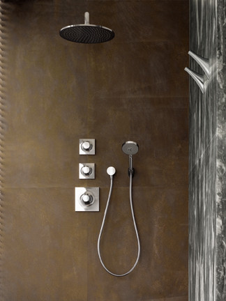 Hansgrohe Axor Collection modern-showers