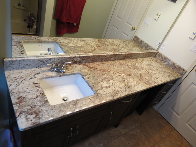 Home design idea bathroom quartz countertops for Bathroom ideas with quartz