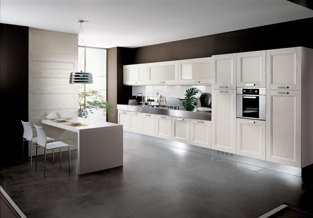 Italian Kitchens (by EFFEQUATTRO - Devon ) contemporary-kitchen-cabinetry