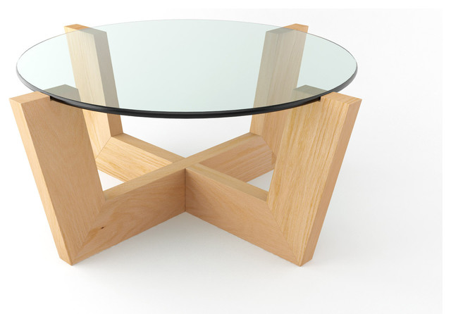 Ablo Round Coffee Tables modern-coffee-tables