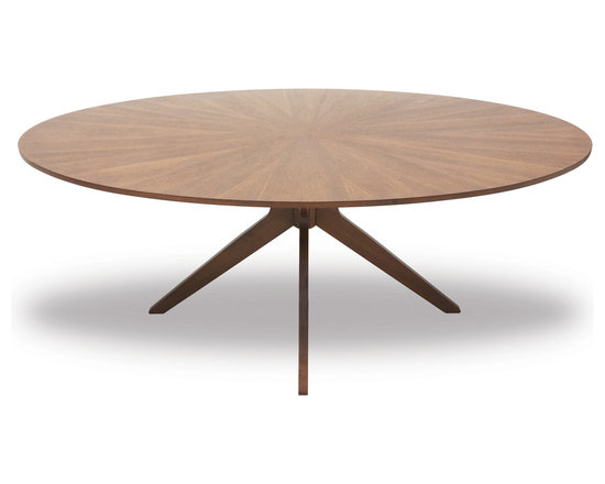 Conan Oval Dining Table -