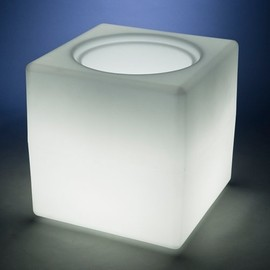 Rotoluxe | Rotoluxe™ Tubbie Planter - Indoor Use modern-indoor-pots-and-planters