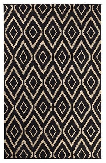 Kite Kilim Rug modern-rugs