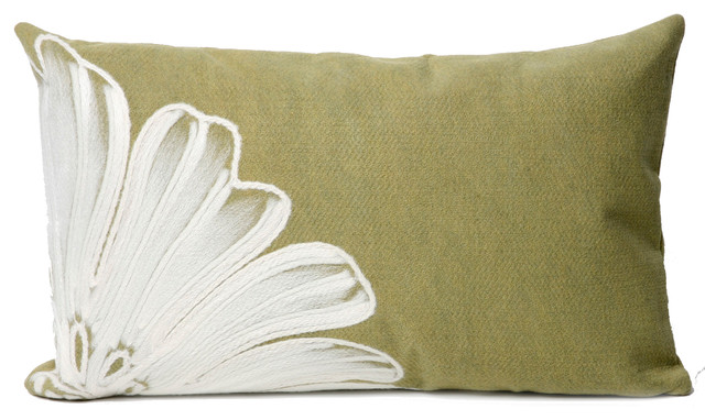Trans-Ocean Outdoor Pillows contemporary outdoor pillows