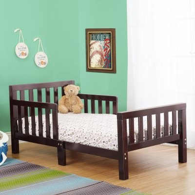Orbelle Contemporary 415 Toddler Bed modern-kids-beds
