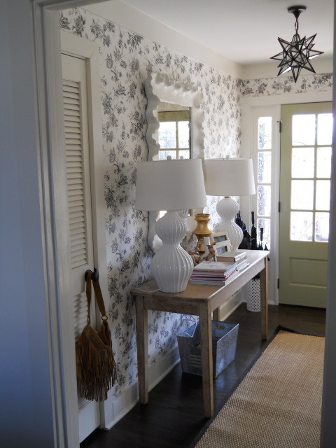Ranch Home Project eclectic