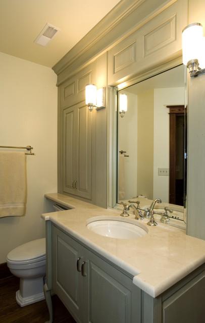 Guest Bath eclectic-bathroom