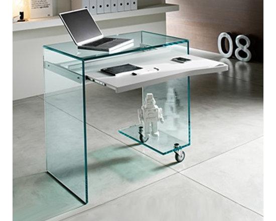 Tonelli - Tonelli   Work Box Mobile Desk Station - Design by Marco Gaudenzi, 1998.