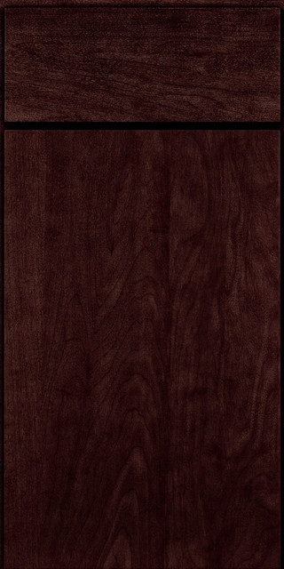 KraftMaid: Maple Door in Peppercorn - Kitchen Cabinetry - detroit - by ...