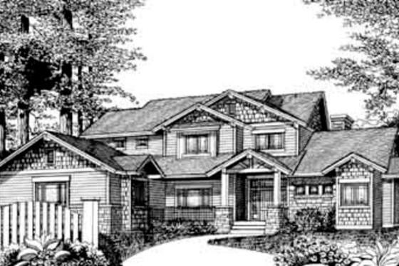 House Plan 114-107