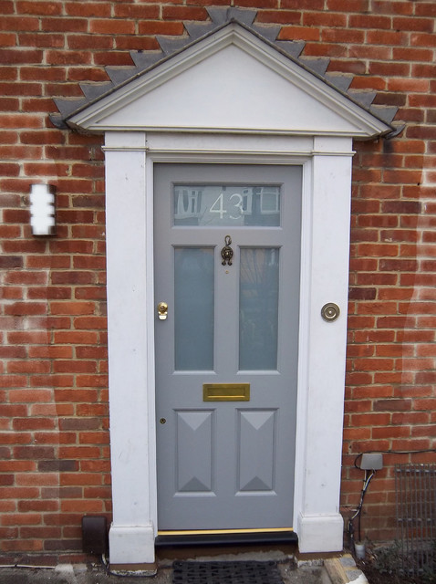A series of victorian and edwardian front doors for Victorian front doors