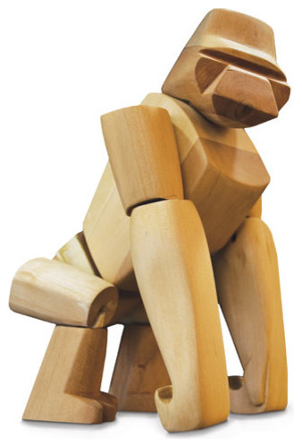 David Weeks HANNO The Gorilla modern-baby-toys