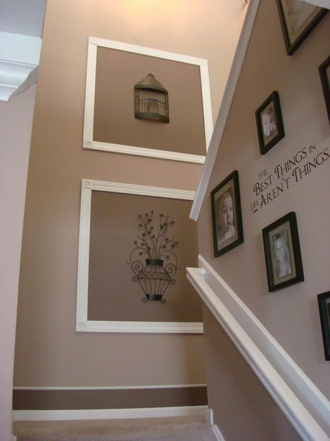 thriftydecorchick traditional-staircase