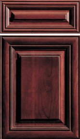 Dura Supreme Cabinetry Raised Panel Doors traditional-kitchen-cabinetry