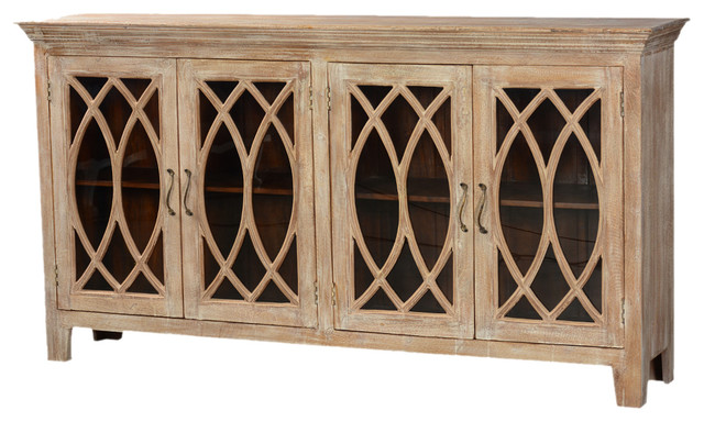 Buffet cabinets with glass doors trendy homes buffet cabinets with