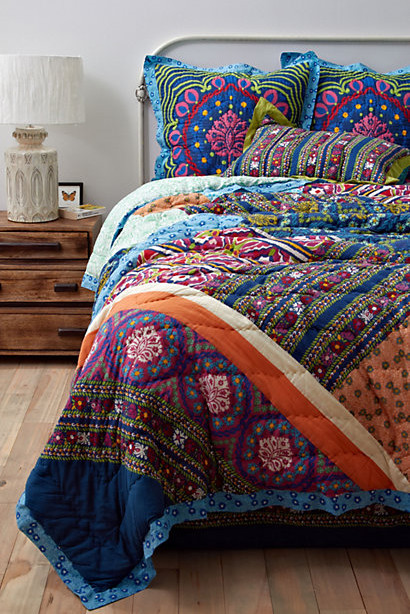Wildfield Quilt contemporary-quilts